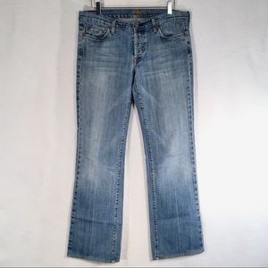 7 FOR ALL MANKIND | Button Fly Distressed - 31